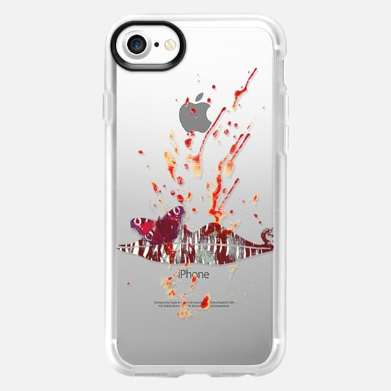 Bloody Lips (Hannibal) - Classic Grip Case