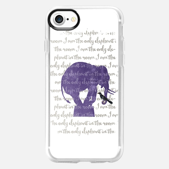 I am the only elephant - Classic Grip Case