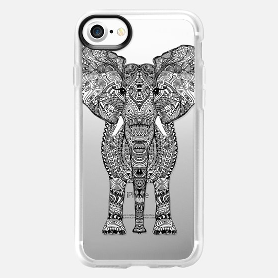 AZTEC ELEPHANT CRYSTAL CLEAR -