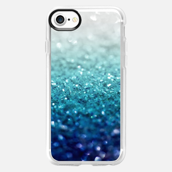 FROZEN ICEBLUE Tiffany iPhone 5 - Wallet Case