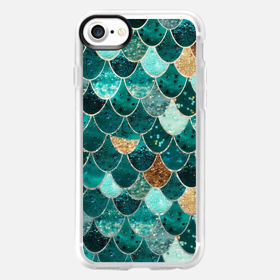 REALLY MERMAID Tiffany iPhone5 - Wallet Case