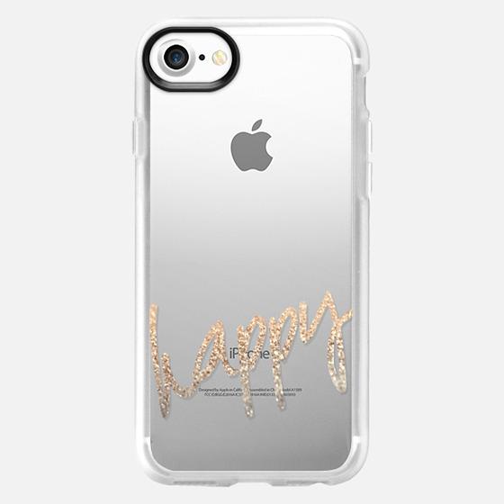 BIG HAPPY by Monika Strigel iPhone 5 -
