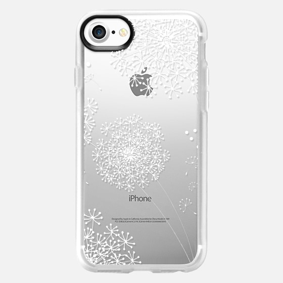 HILARY`S PICK: DANDY SNOWFLAKE iPOD TOUCH 5 by Monika Strigel - Wallet Case