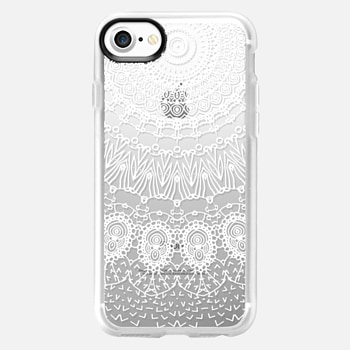 iPhone 7 เคส WHITE LACE DREAM by Monika Strigel