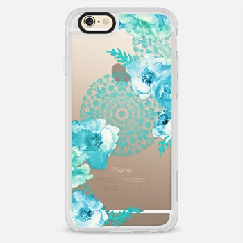 iPhone 6 Case MINT SPRING by Monika Strigel