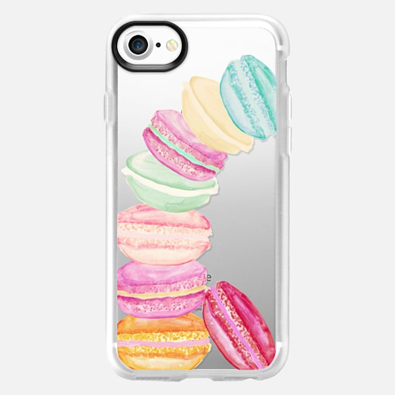 SUMMER MACARONS by Monika Strigel - Wallet Case