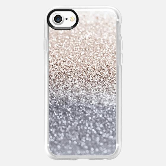SILVER Galaxy S6 by Monika Strigel - Wallet Case
