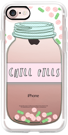 CHILL PILLS by Monika Strigel