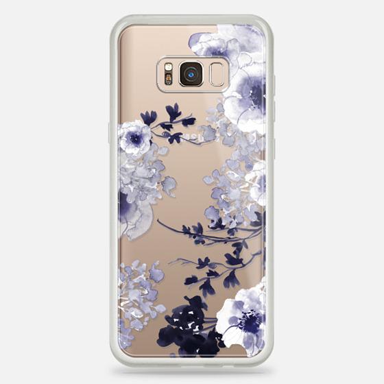 Galaxy S8+ Case - BLUE SPRING by Monika Strigel