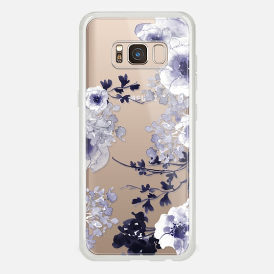 Galaxy S8 Case - BLUE SPRING by Monika Strigel