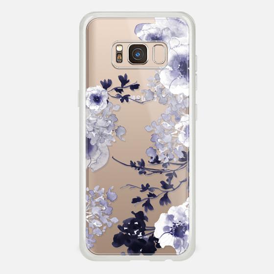 Galaxy S8 Case - BLUE SPRING by Monika Strigel
