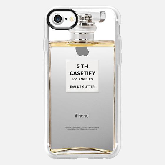 MISS PERFUME 2 GLITTER IPHONE CASE - Classic Grip Case