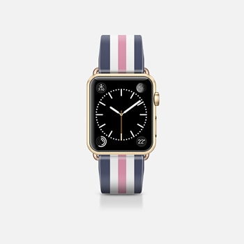 Apple Watch Band (38mm) Case Classic Lady (Pink)
