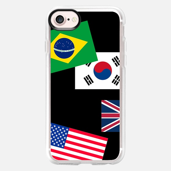 Graphical Olympics 2016 - Wallet Case