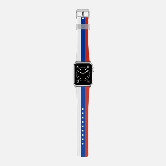 Russia Olympic Apple Watch Band -