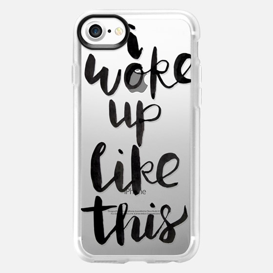 I woke up like this - Wallet Case