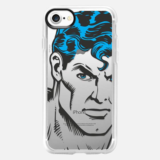 Superman Portrait -
