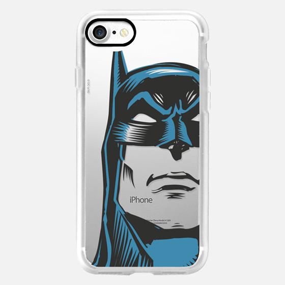 Batman Portrait - Classic Grip Case
