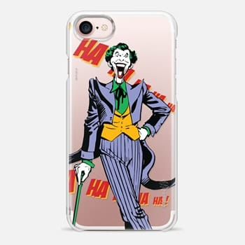 iPhone 7 ケース Joker in Action Color