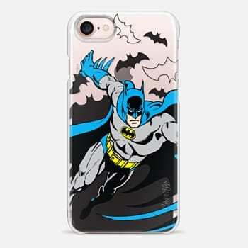 iPhone 7 ケース Batman in Action Color