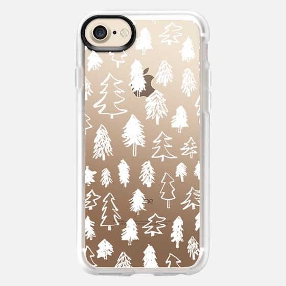 O CHRISTMAS TREE - WHITE - Wallet Case