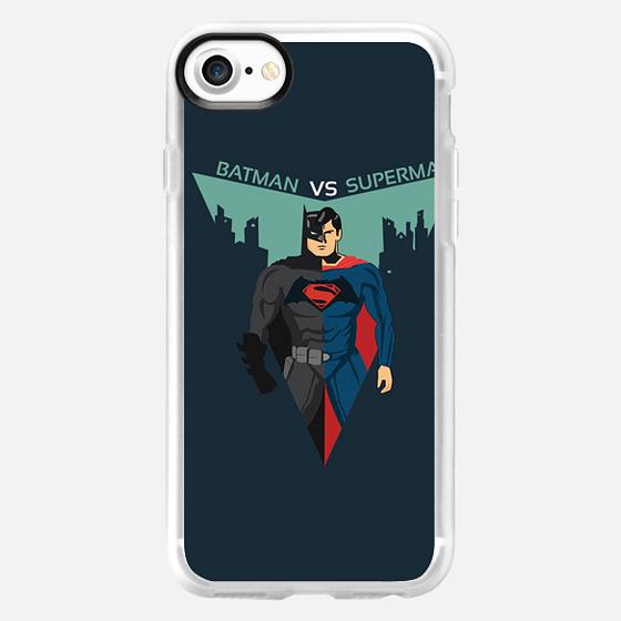 batman vs superman  - Wallet Case