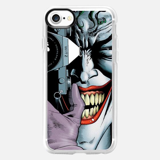Joker for Iphone - Wallet Case