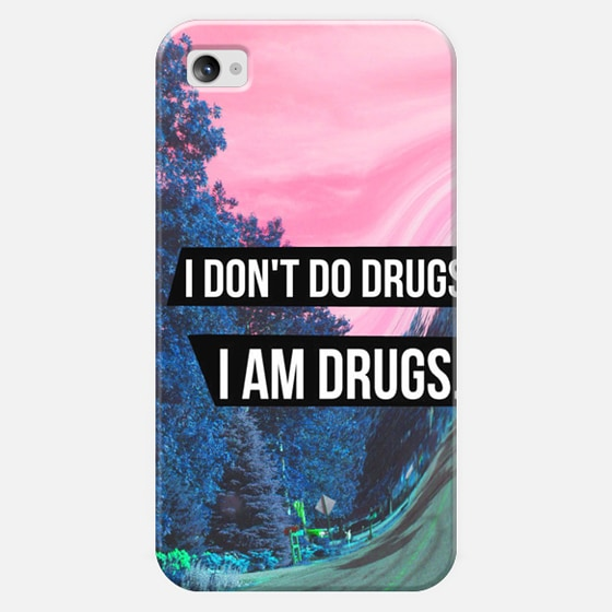 Pink Drugs - Classic Snap Case