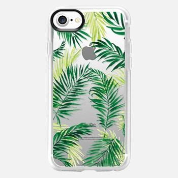 iPhone 7 เคส Under the Palm Trees