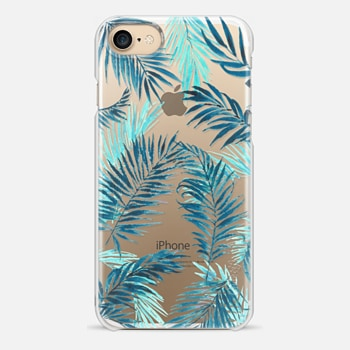 iPhone 7 Case Palm Trees Summer Edition