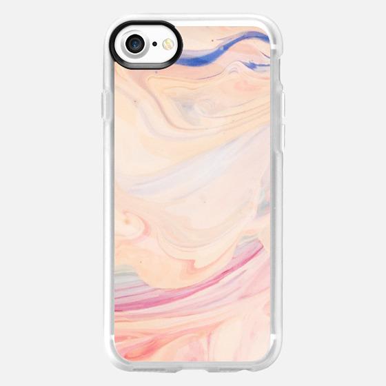 Marble Art V 16 iPhone & iPod Case -