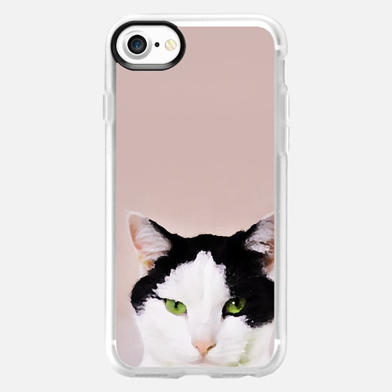 Up To No Good Cat Phone Case -