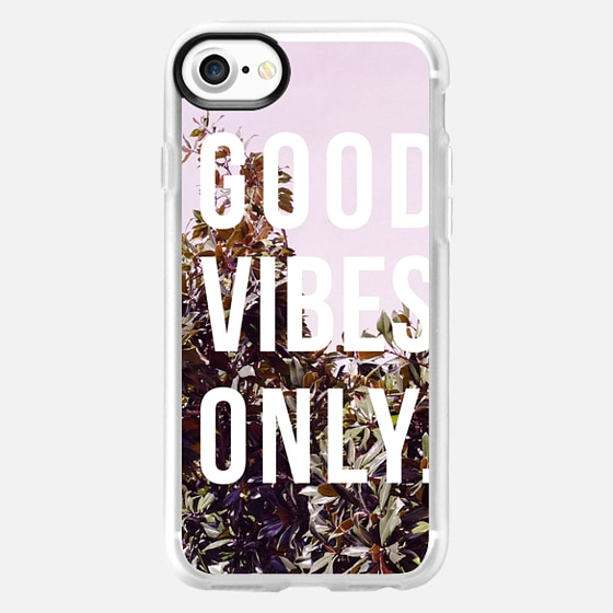 Good Vibes Only Phone Case -