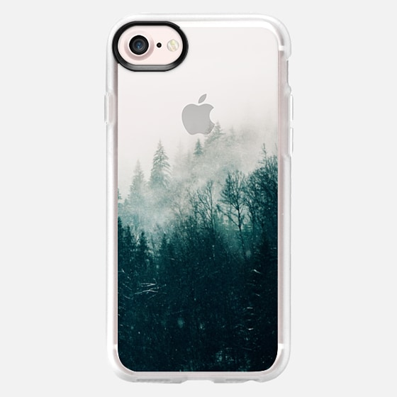 The Silent Forest iPhone - iPod Case - Wallet Case