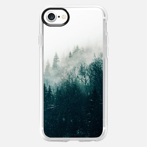 The Silent Forest Phone Case - Wallet Case