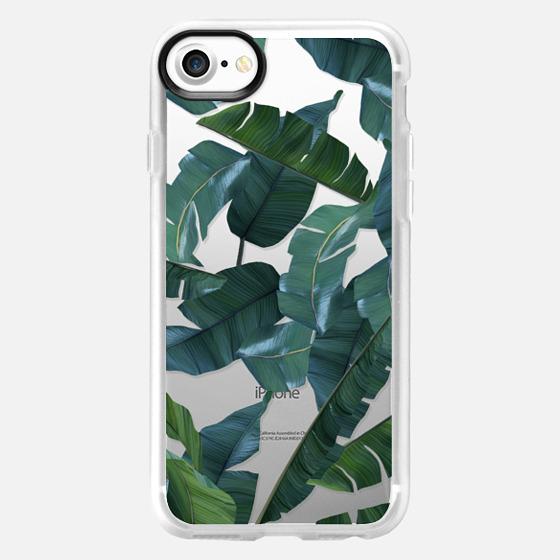 Banana Leaf Decor iPhone & iPod Case - Wallet Case