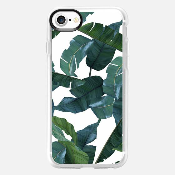 Banana Leaf Decor iPad Case -