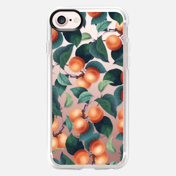 Tropical Fruit iPhone & iPod Case - Wallet Case