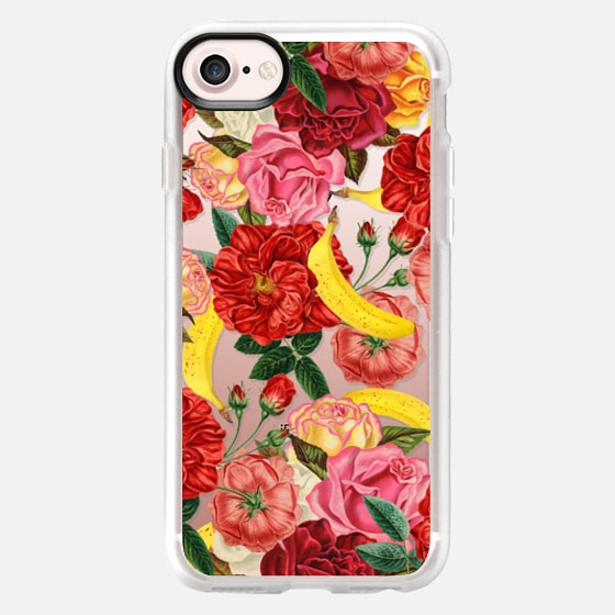 Tropical Forest iPhone and ipod Case - Wallet Case
