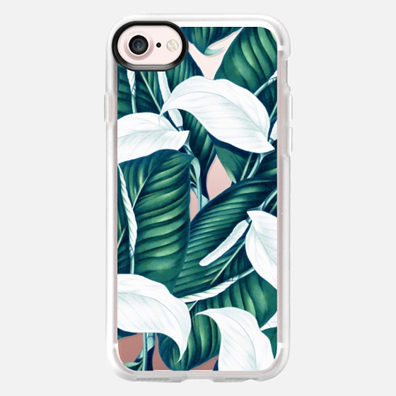 Tropical Winter iPhone and iPod Case - Wallet Case
