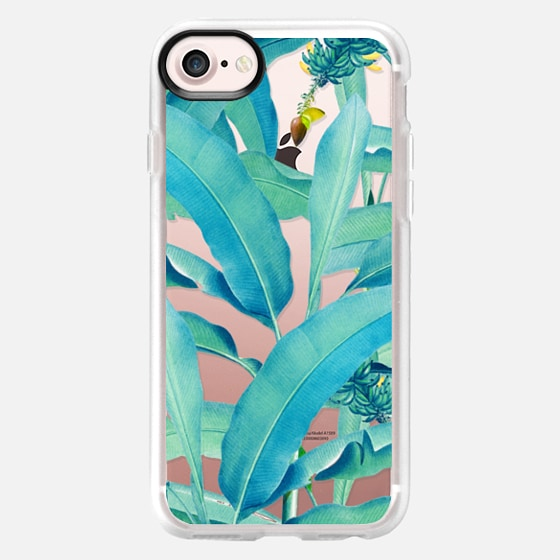 Banana Forest iPhone and iPod Case - Wallet Case
