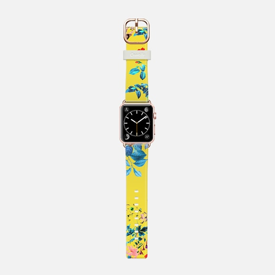Floral Shower II Watch Band - Casetify Band