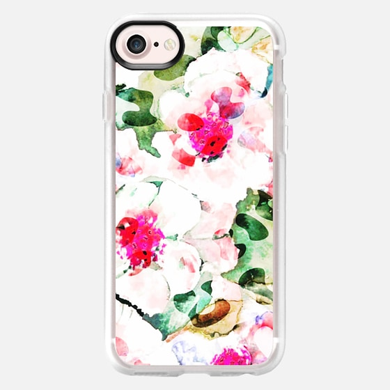 Flower Love iPhone and iPod Case - Wallet Case