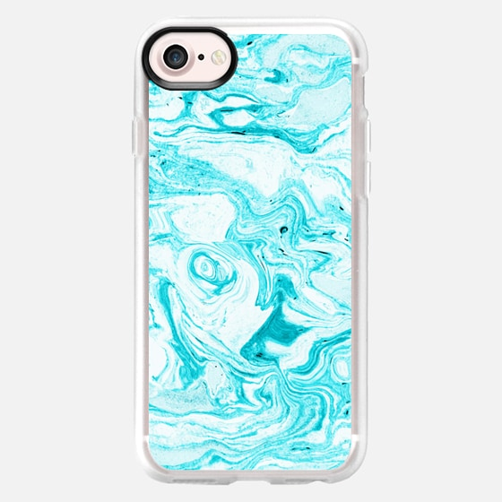 Ocean Blue Marble iPhone and iPod case - Wallet Case