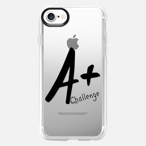 A+ Challenge Back to school - Wallet Case