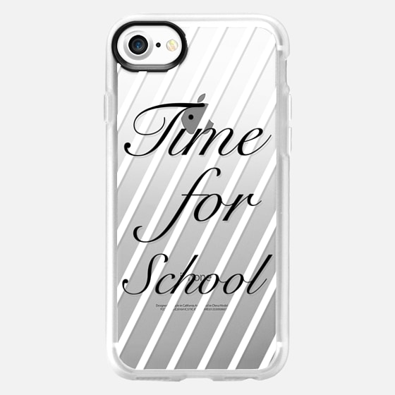 Time for school - Back to school - Wallet Case