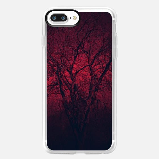 Red night - Classic Grip Case