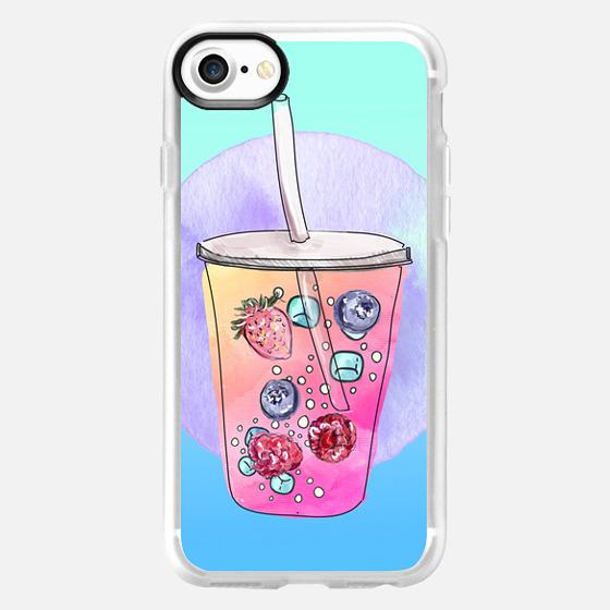 summer drink - Wallet Case