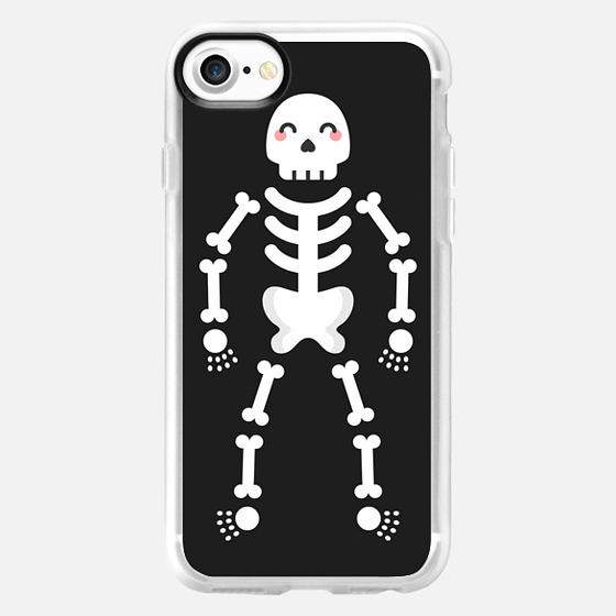 Happy Skeleton -