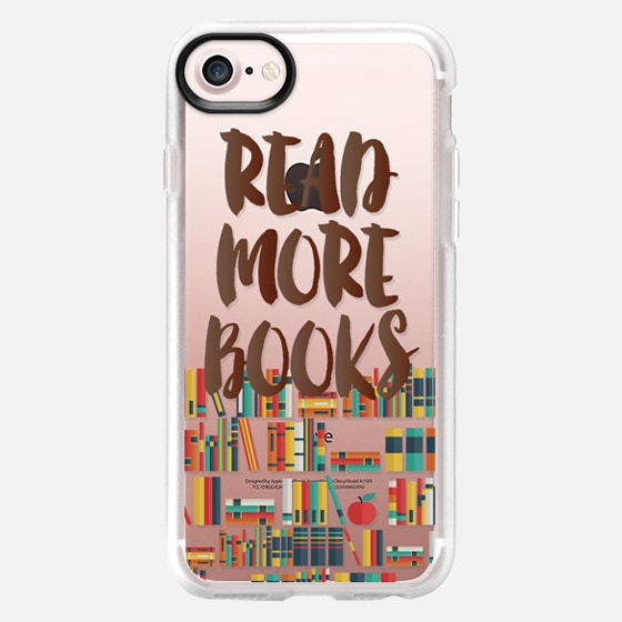 Read More Books - Wallet Case
